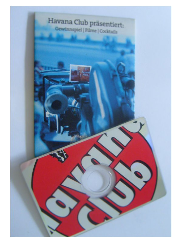 Bilderrätsel: Havana Club
