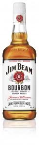 Flasche Jim Beam Bourbon