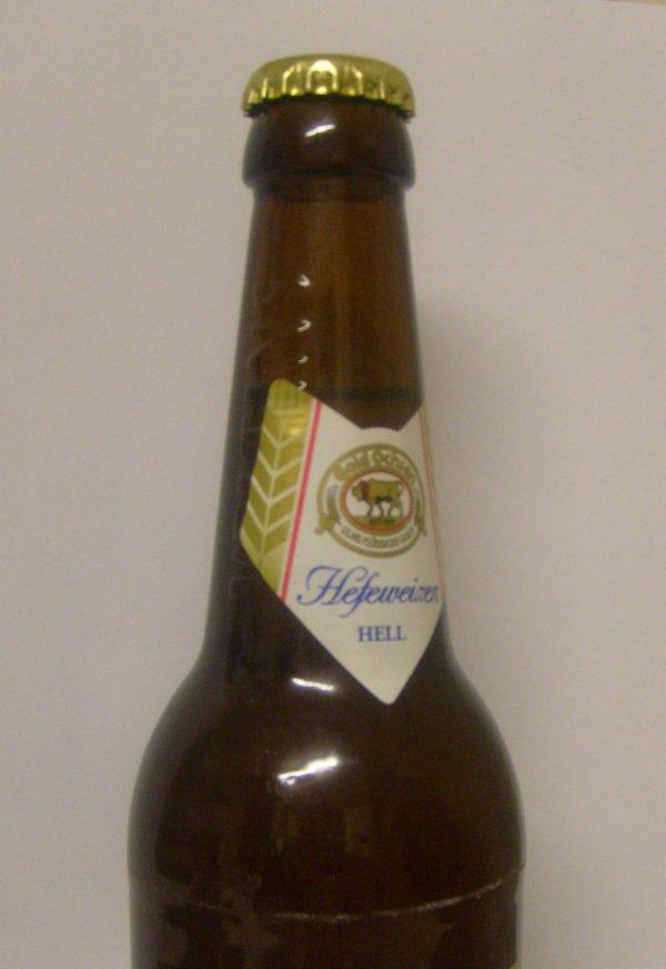Bierflaschen-Mutant
