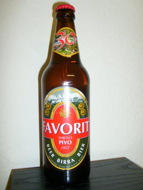Bier und Geld aus Kroatien