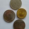 Trinkgeld: schwedische Kronen